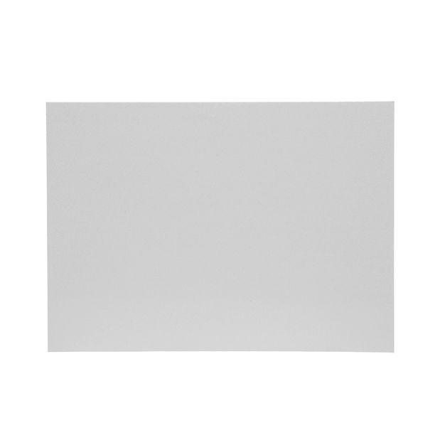 Placa de Alumínio para Sublimação 15x20cm - Branca Unidade