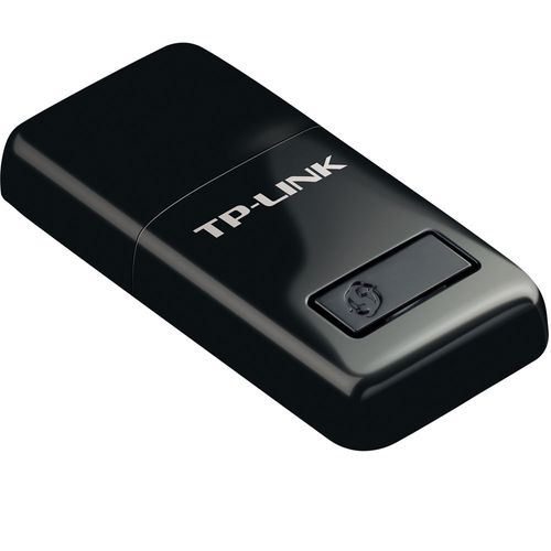 Placa de Rede TP-LINK Wireless USB 300 Mbps   TL-WN823N 2187