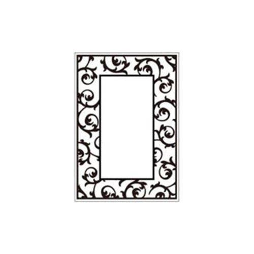 Placa de Textura Emboss A6 Art e Montagem PE001-10