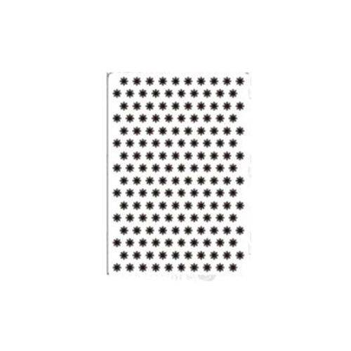 Placa de Textura Emboss A6 Art e Montagem PE001-6