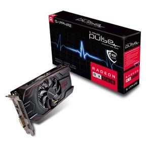 Placa de Vídeo Sapphire 11267-18-20G Radeon Pulse RX 560 4GB OC 128Bits GDDR5