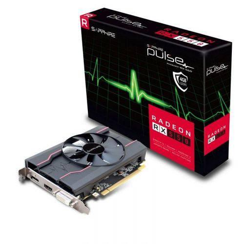 Placa de Video Sapphire Radeon Pulse Rx 550 4gb Gddr5 - 11268-01-20g