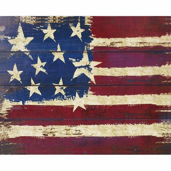 Placa Decorativa 24,5x19,5cm Estados Unidos LPMC-094 - Litocart