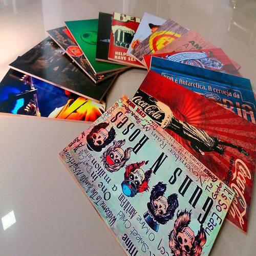 Placa Decorativa Coldplay 7