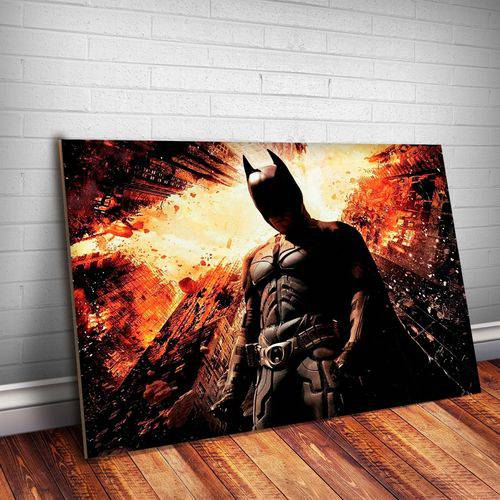 Placa Decorativa Batman Filme 1
