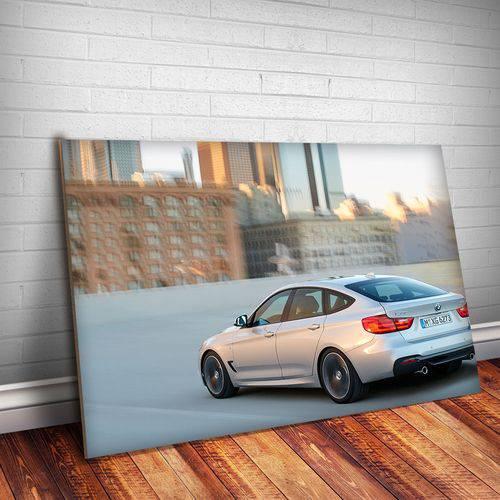 Placa Decorativa BMW Gran Turismo 3
