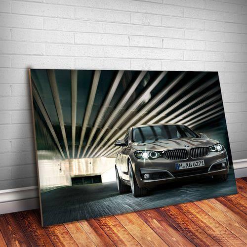 Placa Decorativa BMW Gran Turismo 4