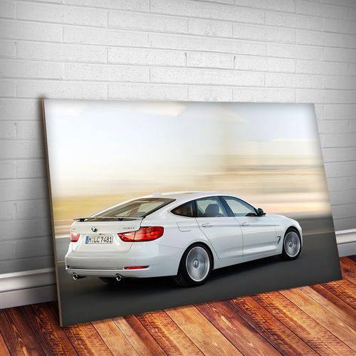 Placa Decorativa BMW Gran Turismo 5