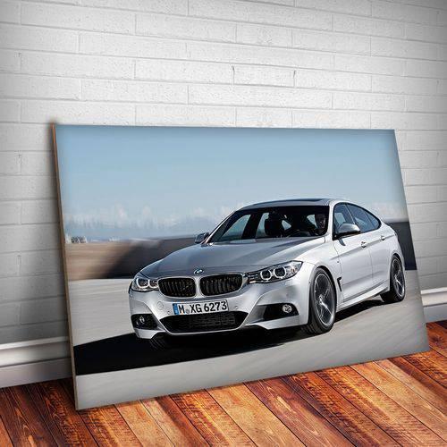 Placa Decorativa BMW Gran Turismo 6