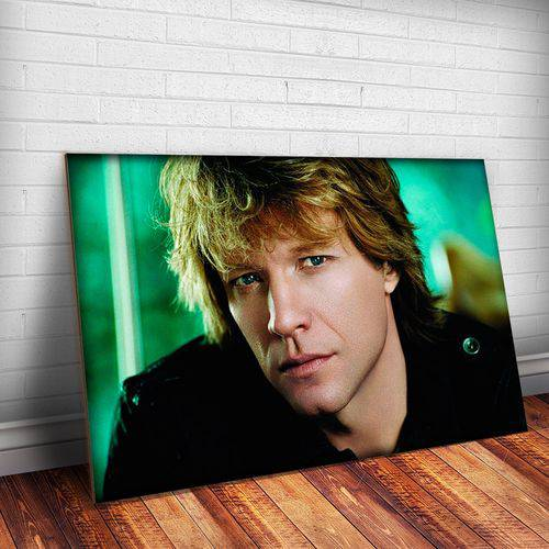 Placa Decorativa Bon Jovi 4