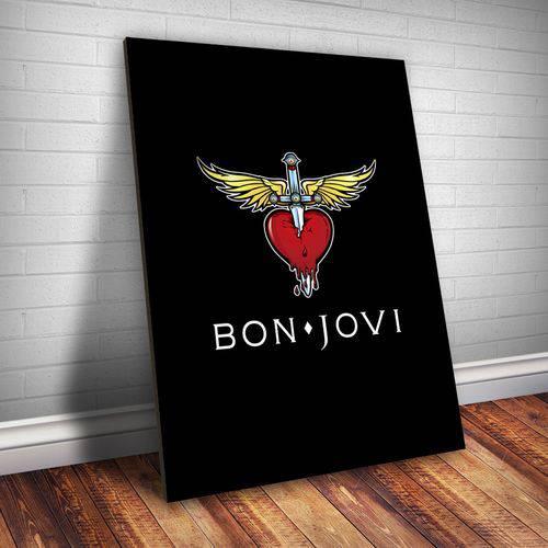 Placa Decorativa Bon Jovi 5