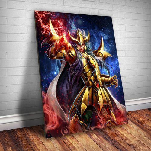 Placa Decorativa Cavaleiros do Zodíaco 16