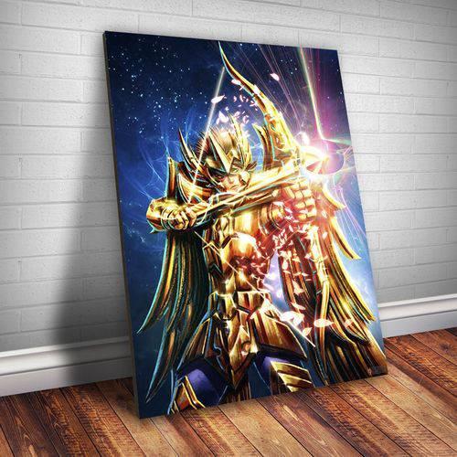 Placa Decorativa Cavaleiros do Zodíaco 18