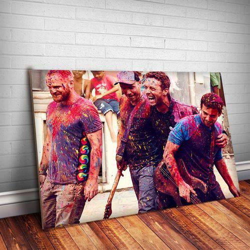 Placa Decorativa Coldplay 3