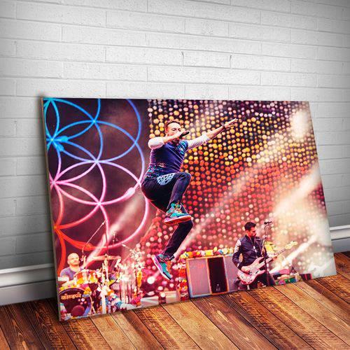Placa Decorativa Coldplay 6