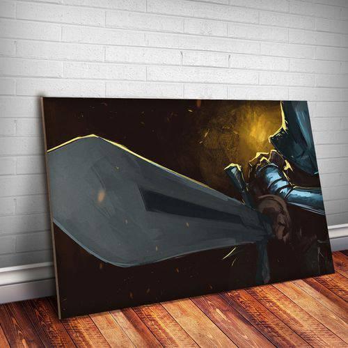 Placa Decorativa Dark Souls 33