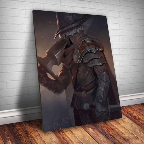 Placa Decorativa Dark Souls 14