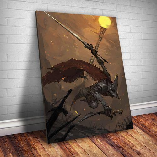 Placa Decorativa Dark Souls 15