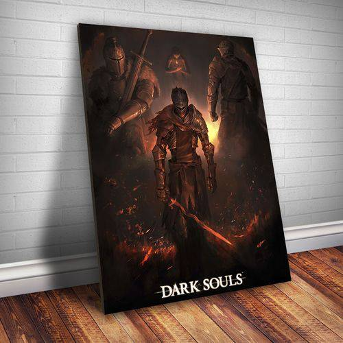 Placa Decorativa Dark Souls 17