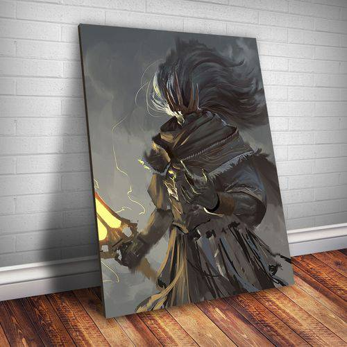 Placa Decorativa Dark Souls 12