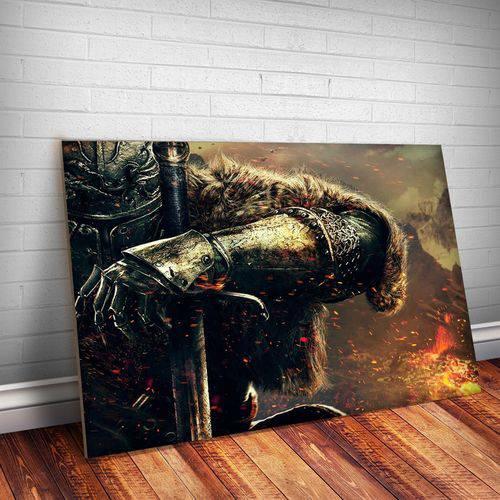 Placa Decorativa Dark Souls 1