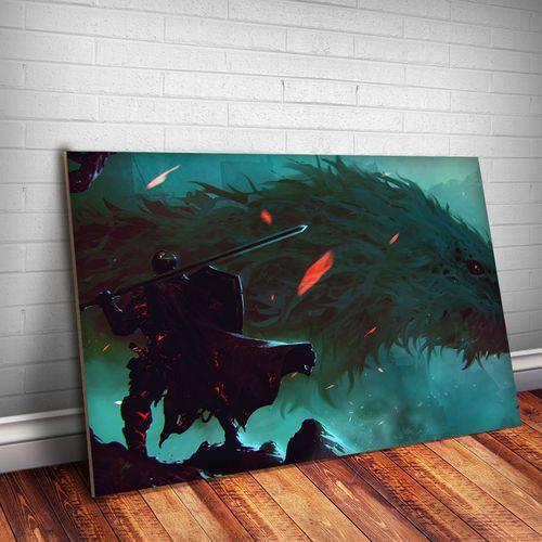 Placa Decorativa Dark Souls 21