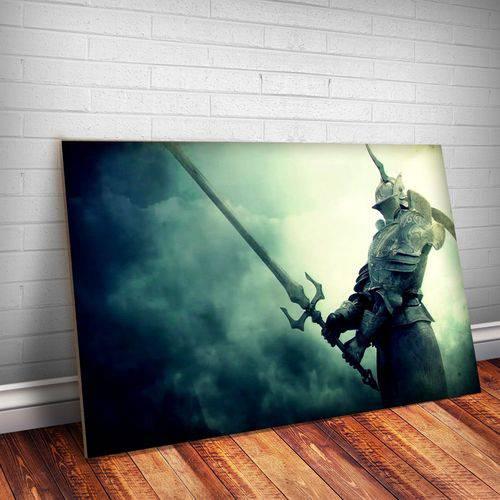Placa Decorativa Dark Souls 4
