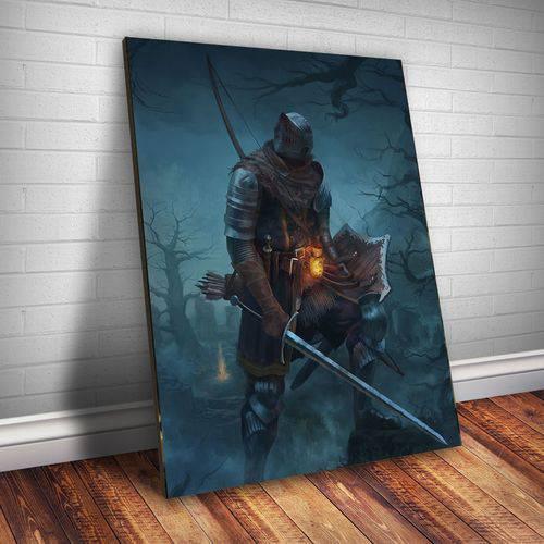 Placa Decorativa Dark Souls 42
