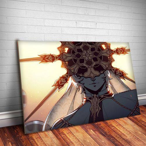 Placa Decorativa Dark Souls 25