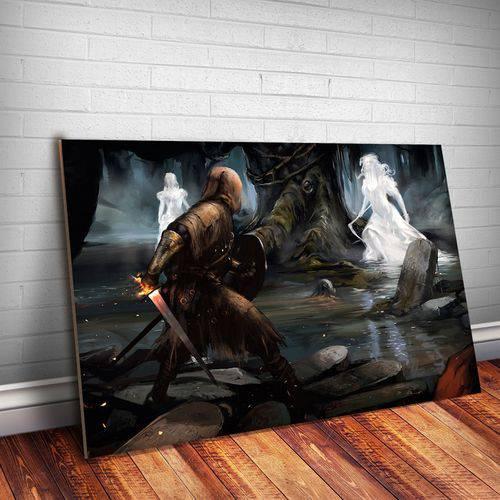 Placa Decorativa Dark Souls 36
