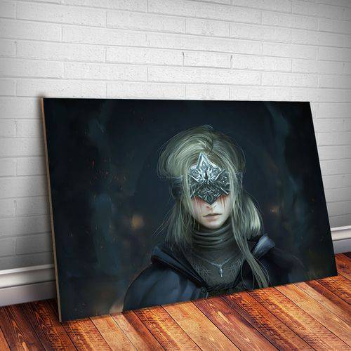 Placa Decorativa Dark Souls 27