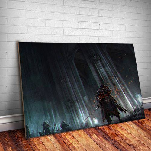 Placa Decorativa Dark Souls 28