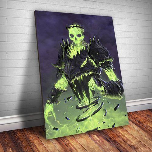 Placa Decorativa Dark Souls 38