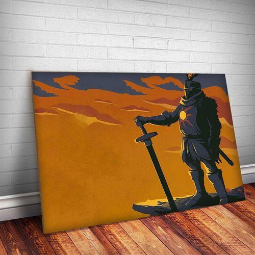 Placa Decorativa Dark Souls 8