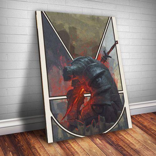 Placa Decorativa Dark Souls 39