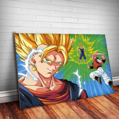 Placa Decorativa Dragon Ball 15