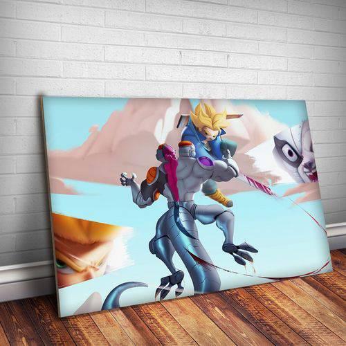 Placa Decorativa Dragon Ball 48