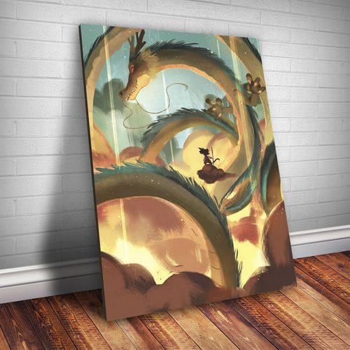 Placa Decorativa Dragon Ball 36