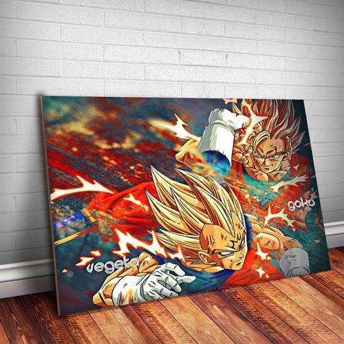 Placa Decorativa Dragon Ball 6