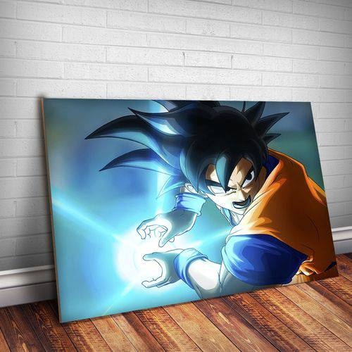 Placa Decorativa Dragon Ball 27