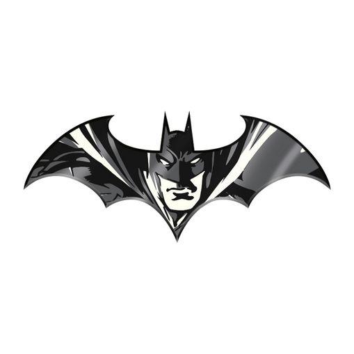 Placa Decorativa em Alumínio Batman 41406 Urban