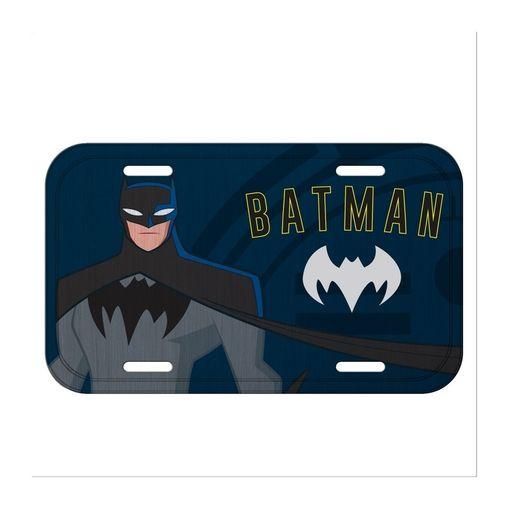 Placa Decorativa em Alumínio Batman 41386 Urban