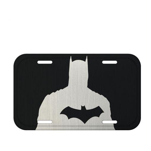 Placa Decorativa em Alumínio Batman Urban