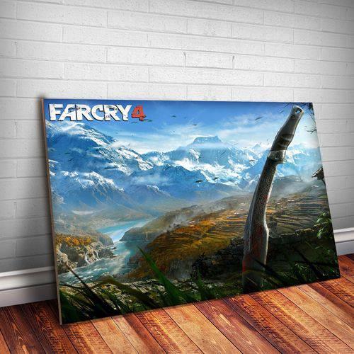Placa Decorativa Far Cry 3