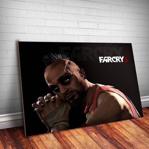 Placa Decorativa Far Cry 4