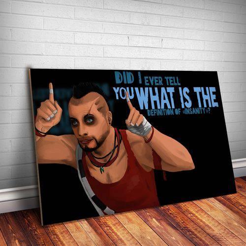 Placa Decorativa Far Cry 5