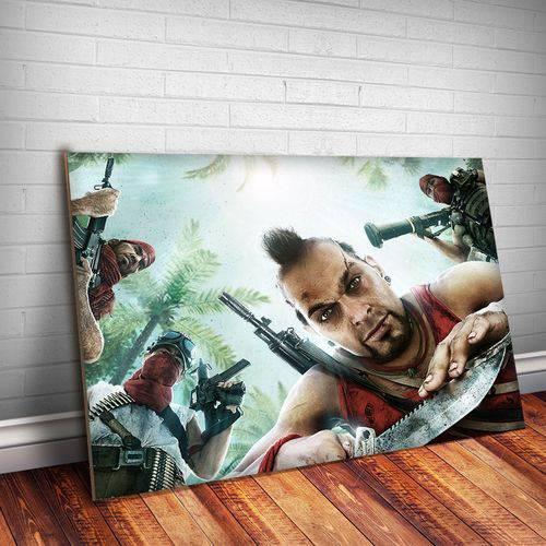Placa Decorativa Far Cry 8