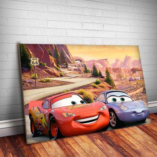 Placa Decorativa Filme Carros 5