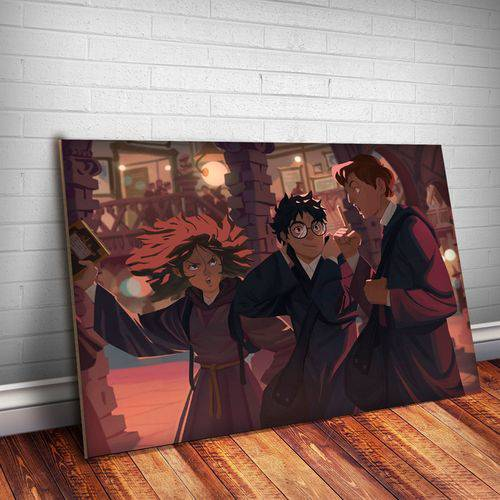 Placa Decorativa Harry Potter 33
