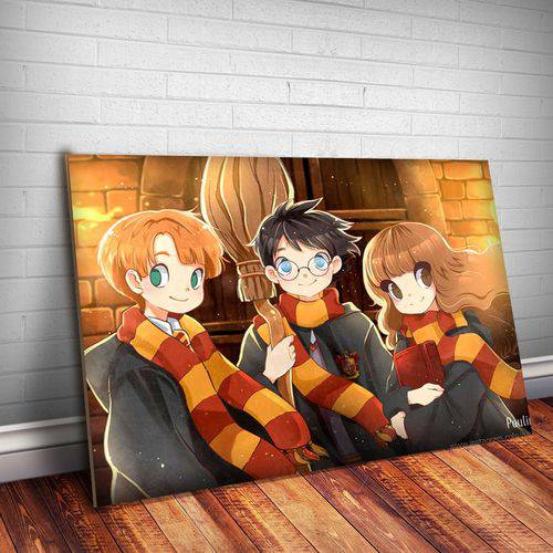 Placa Decorativa Harry Potter 19